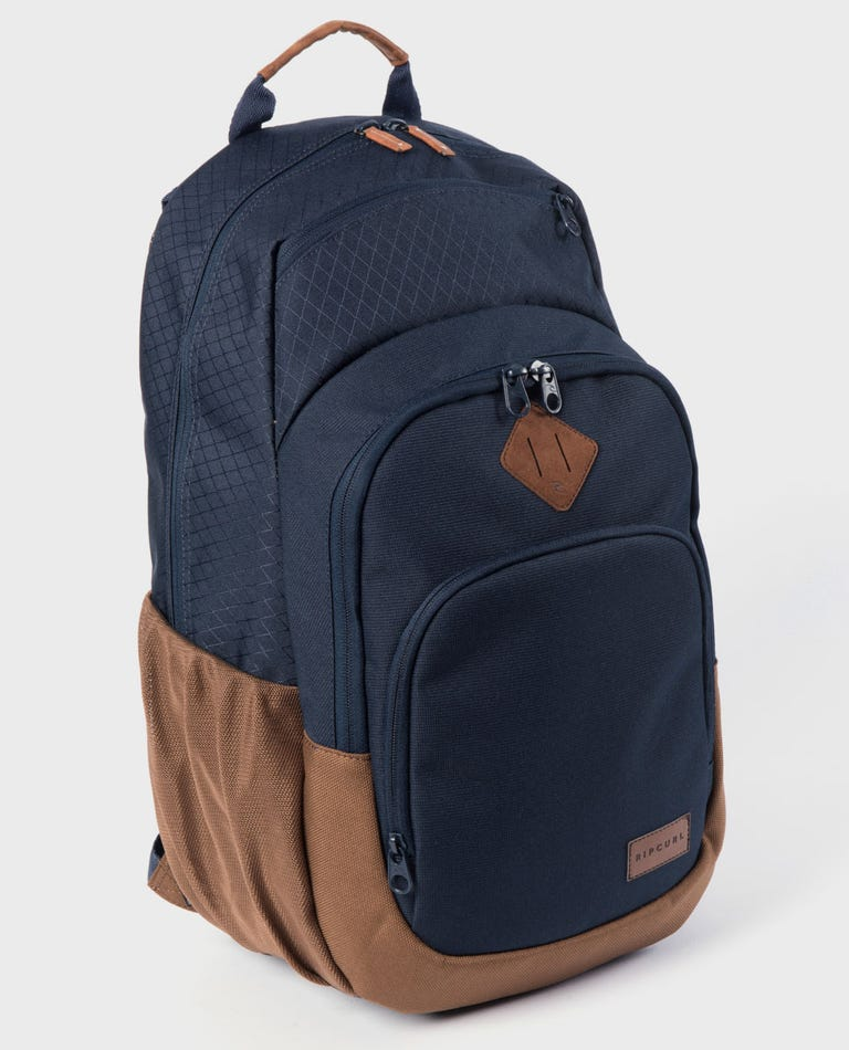 Overtime Stacka Backpack in Navy
