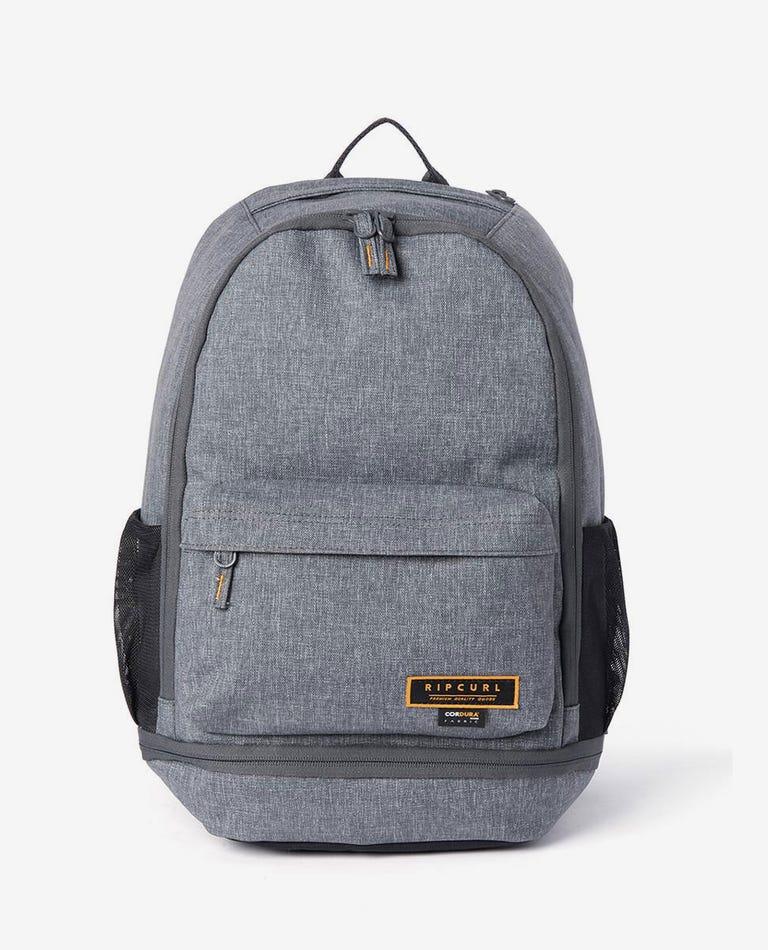 Vantage Cordura Backpack in Grey