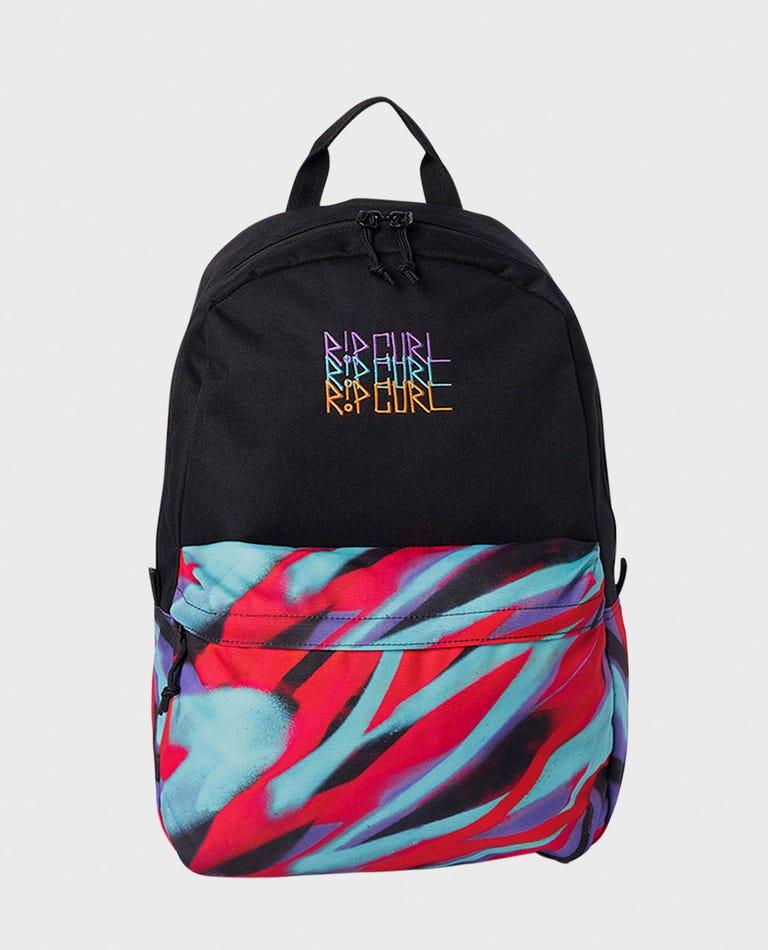 Mood Madsteez Backpack in Black