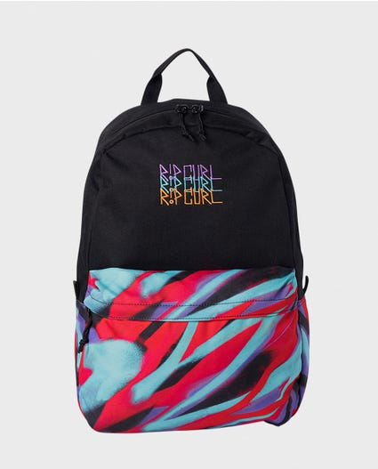 Mood Madsteez Backpack in Black