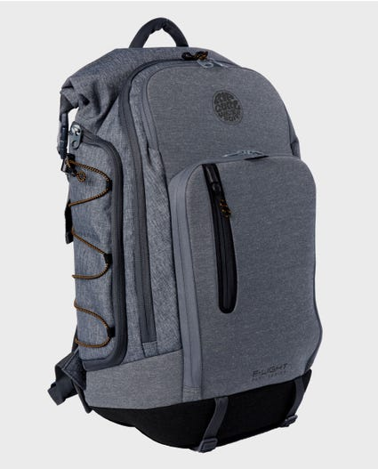 F-LIGHT SURF CORDURA BACKPACK in Grey