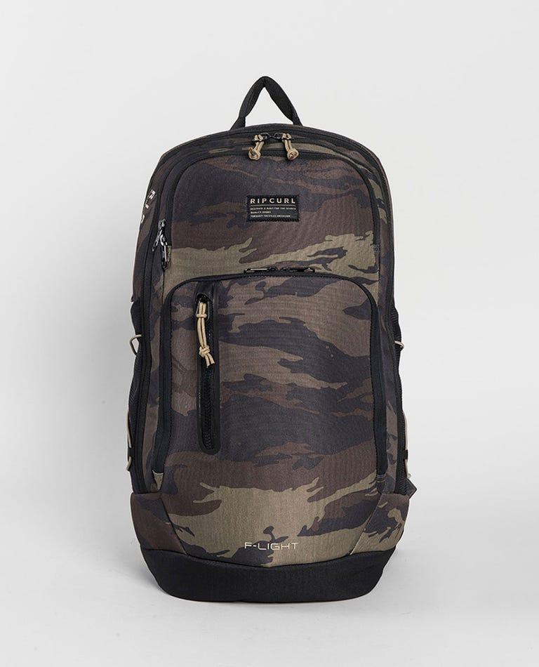 F-Light Ultra Camo Backpack in Khaki