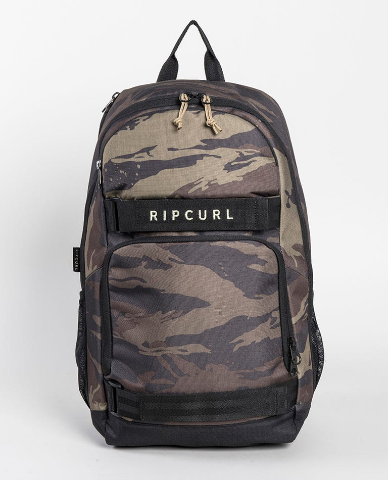 Fader Camo Backpack in Khaki