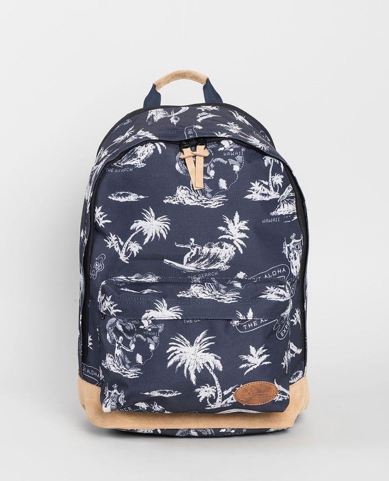 Dome Deluxe Velzy Backpack in Navy