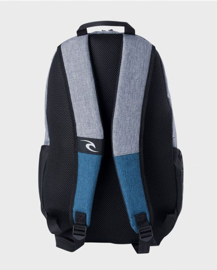 Overtime Stacka Backpack in Blue