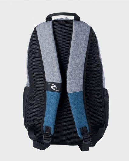 Overtime Stacka Backpack in Blue