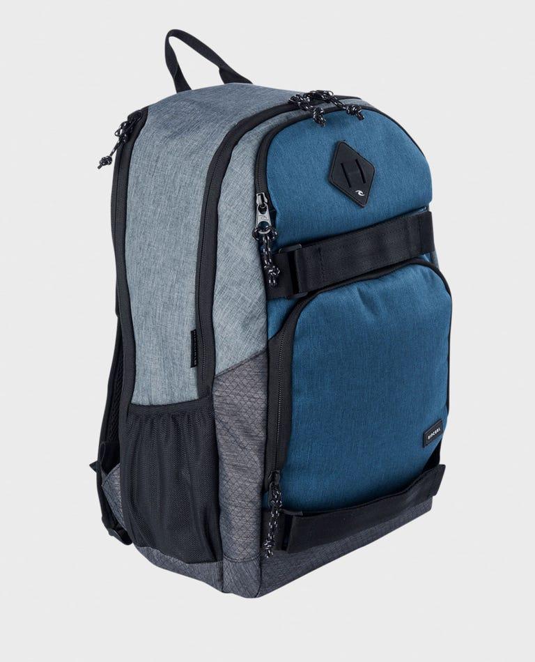 Fader Stacka Backpack in Blue