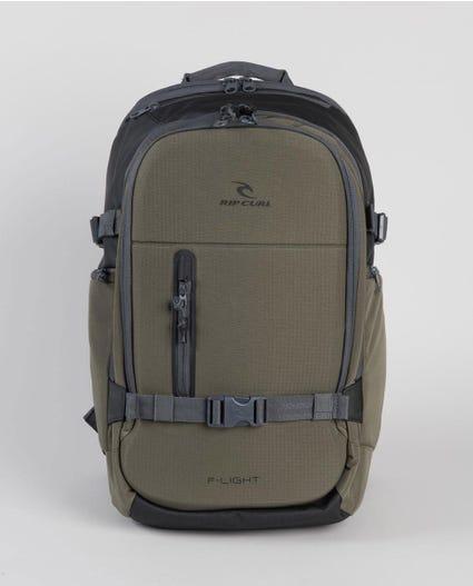 F-Light Posse Hydro Backpack in Black/Green