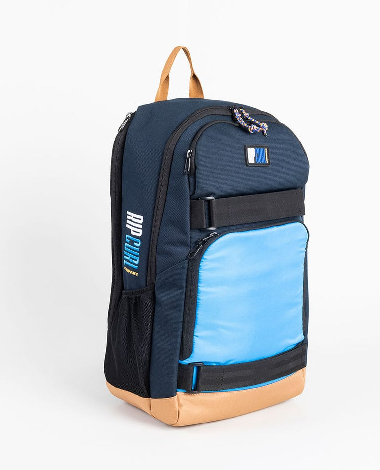 Fader Beach Street Backpack in Navy
