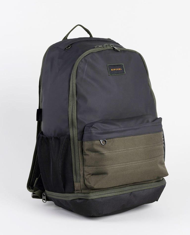 Vantage Hydro Backpack in Dark Olive