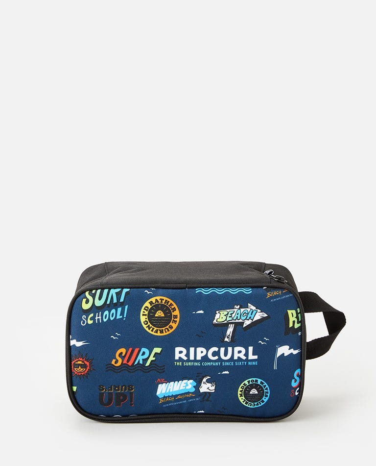 Eco Lunch Box in Navy
