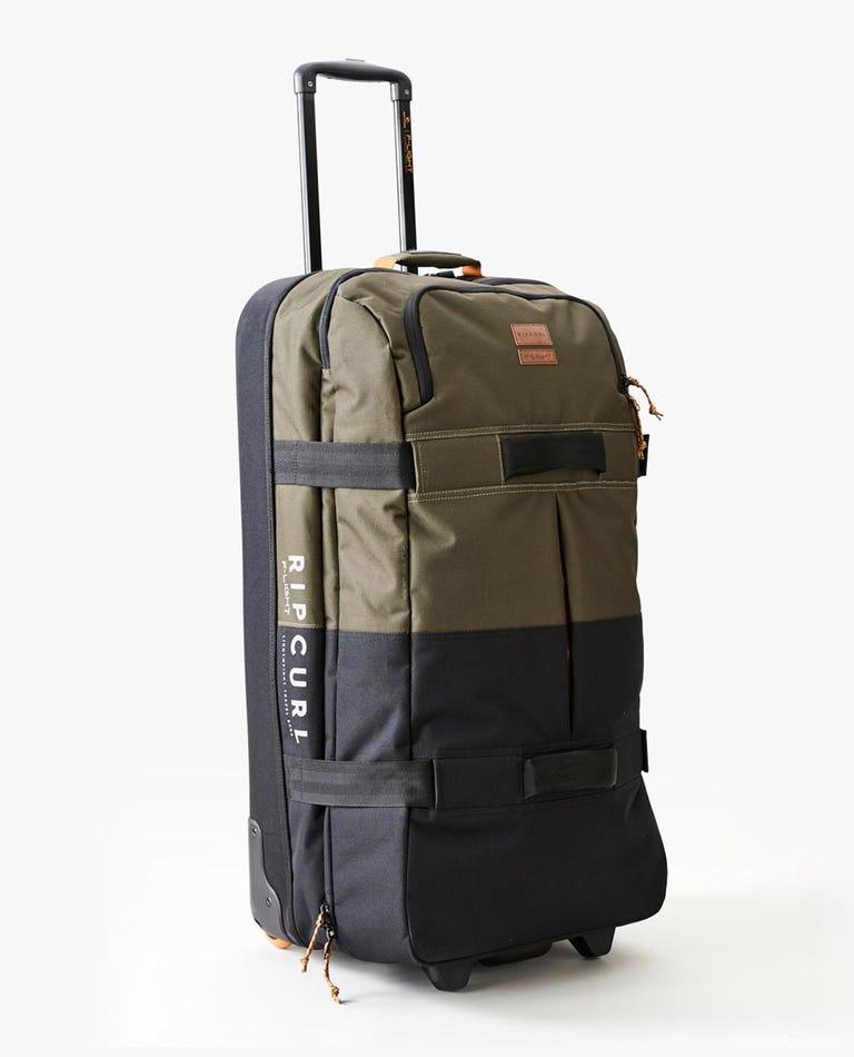 F-Light Global 100L Combine Travel Bag in Dark Olive