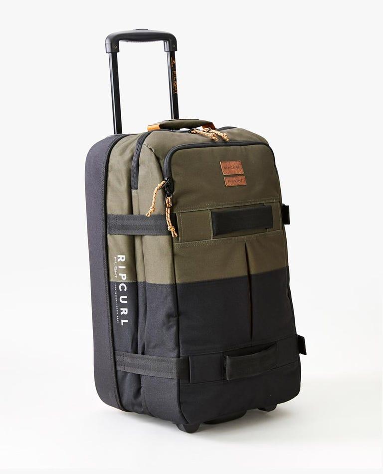 F-Light Transit 50L Combine Travel Bag in Dark Olive
