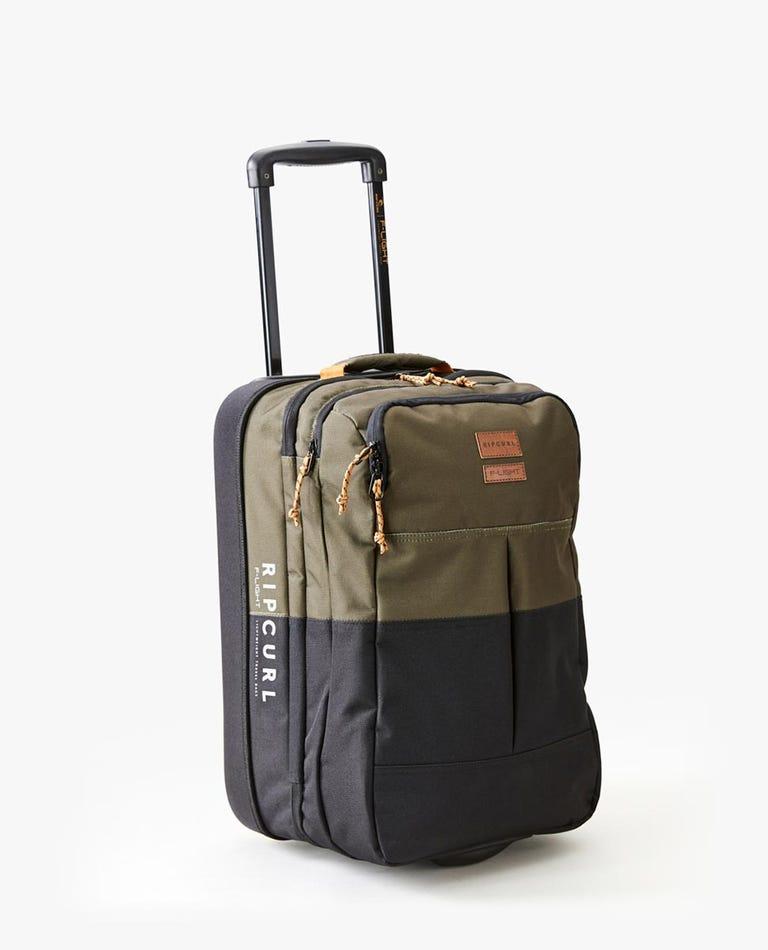 F-Light Cabin 35L Combine Travel Bag in Dark Olive