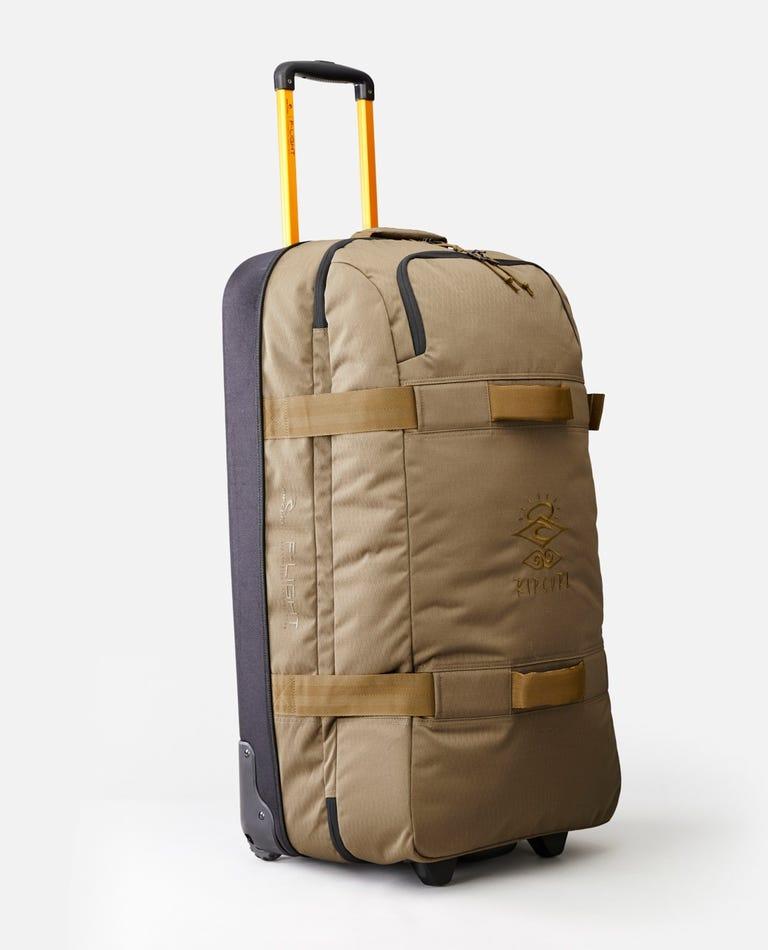 F-Light Global 100L Cordura Eco Luggage in Kangaroo