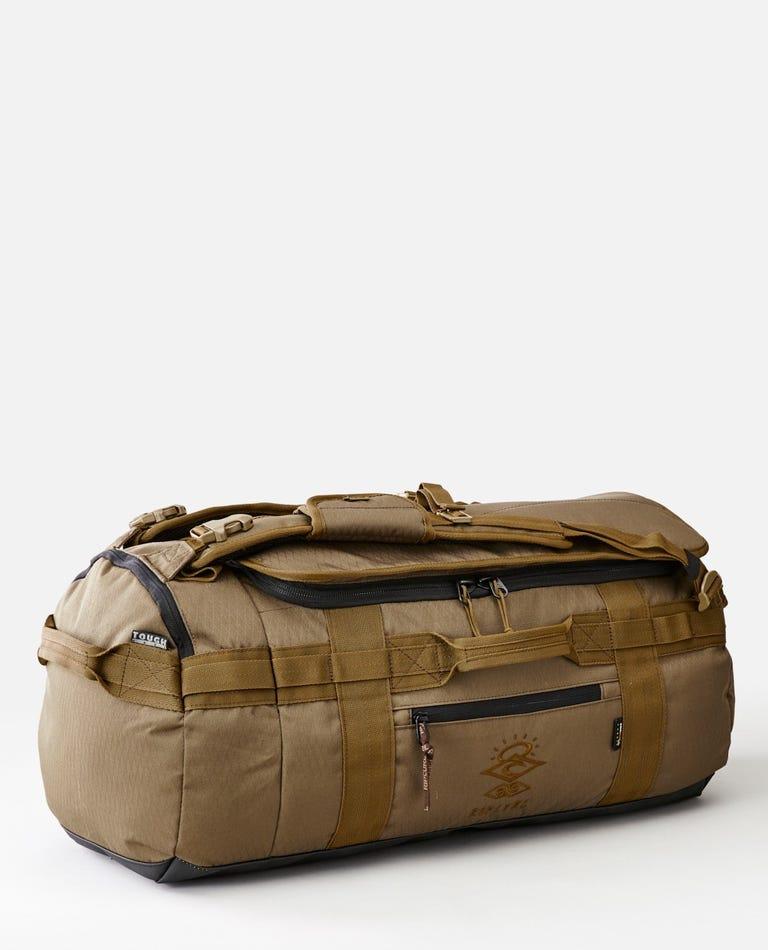 Search Duffle 45L Cordura Travel Bag in Kangaroo