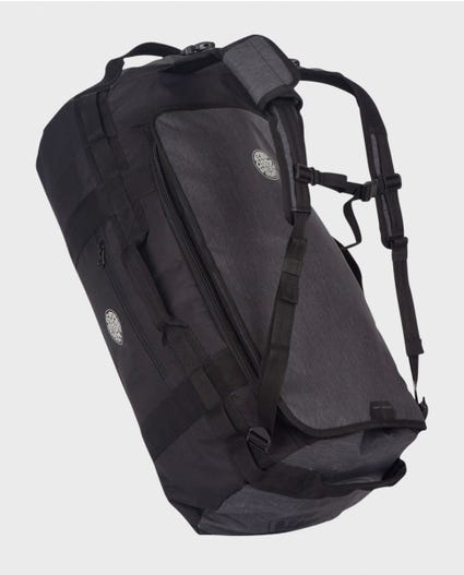 Search Duffle in Black