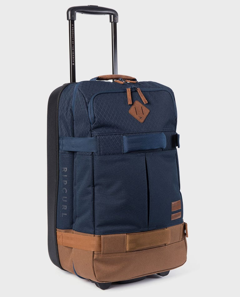 F-LIGHT TRANSIT STACKA LUGGAGE in Navy