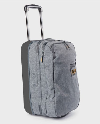 F-LIGHT CABIN CORDURA LUGGAGE in Grey