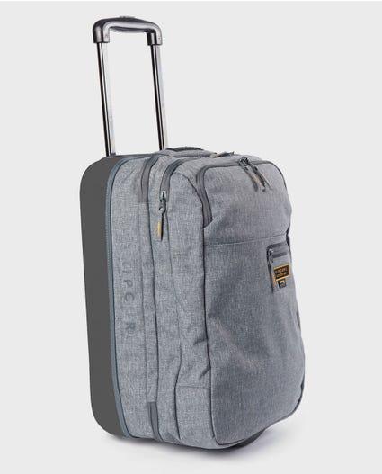 F-LIGHT CABIN CORDURA LUGGAGE in Grey