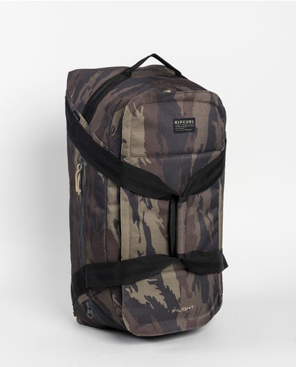 F-Light Duffle Camo Travel Bag in Khaki