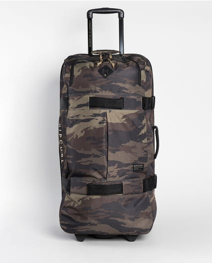 F-Light Global Camo Travel Bag in Khaki