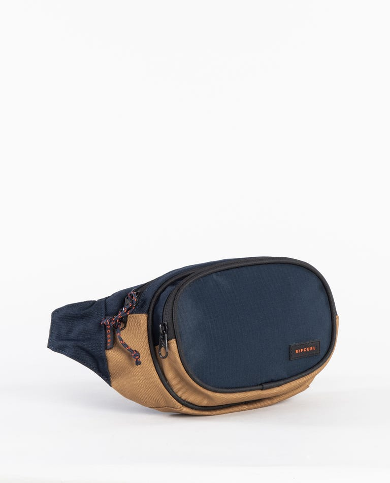 Hike Waist Bag  in Navy