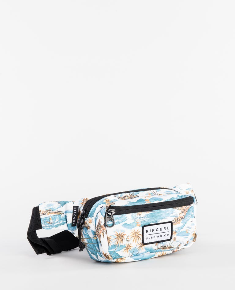 Dreamers Small Waistbag in White