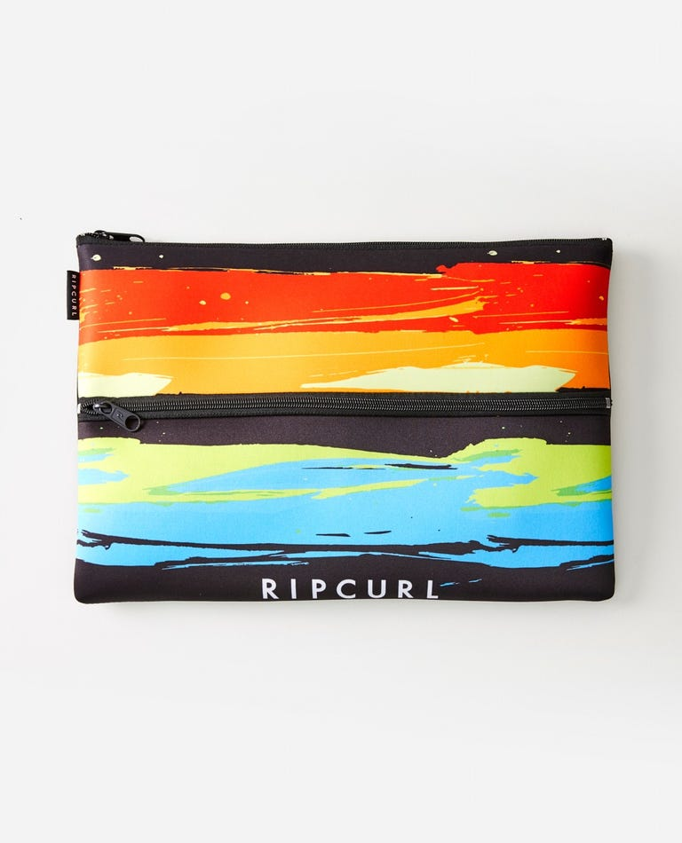 Extra Large Pencil Case in Multico