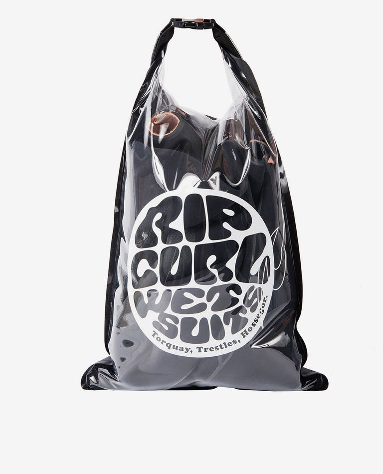 Wettie Dry Bag in Black
