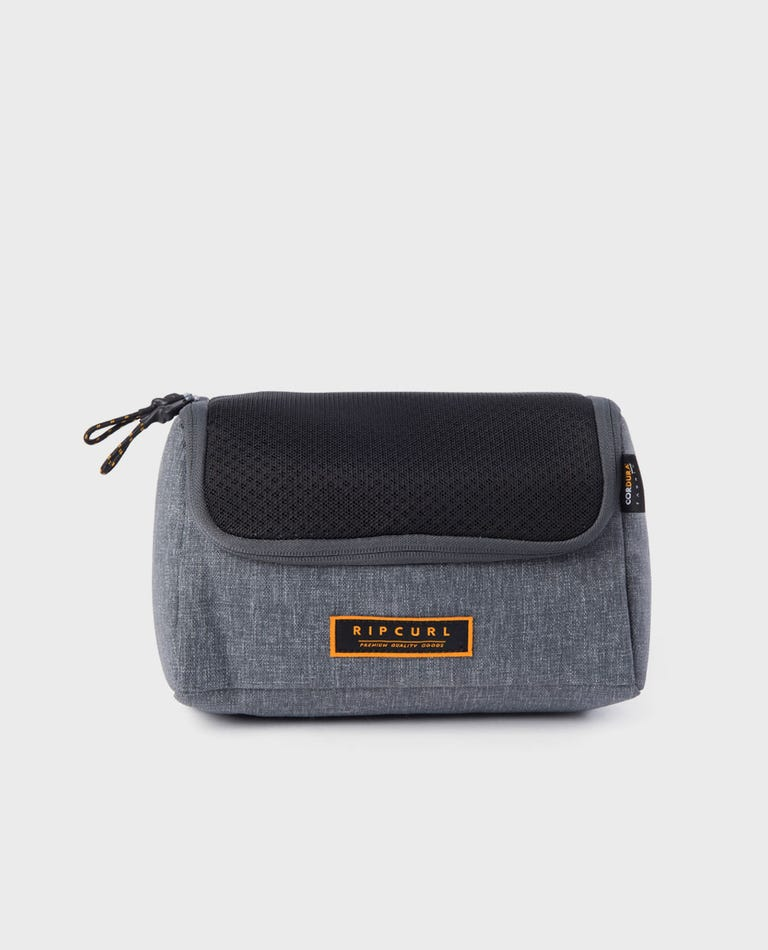 F-Light Cordura Toiletry Bag in Grey