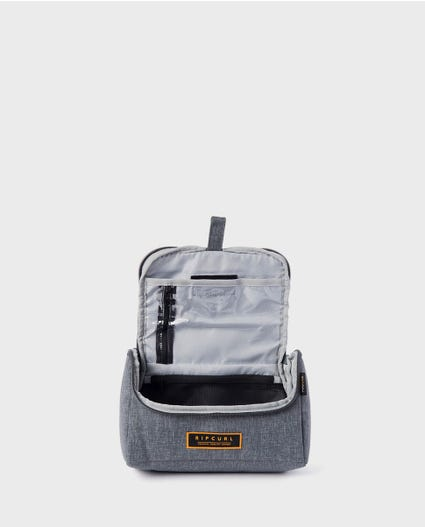 F-Light Cordura Toiletry Bag in Grey