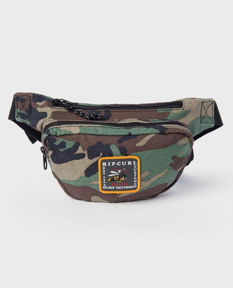 Camo Waistbag in Military