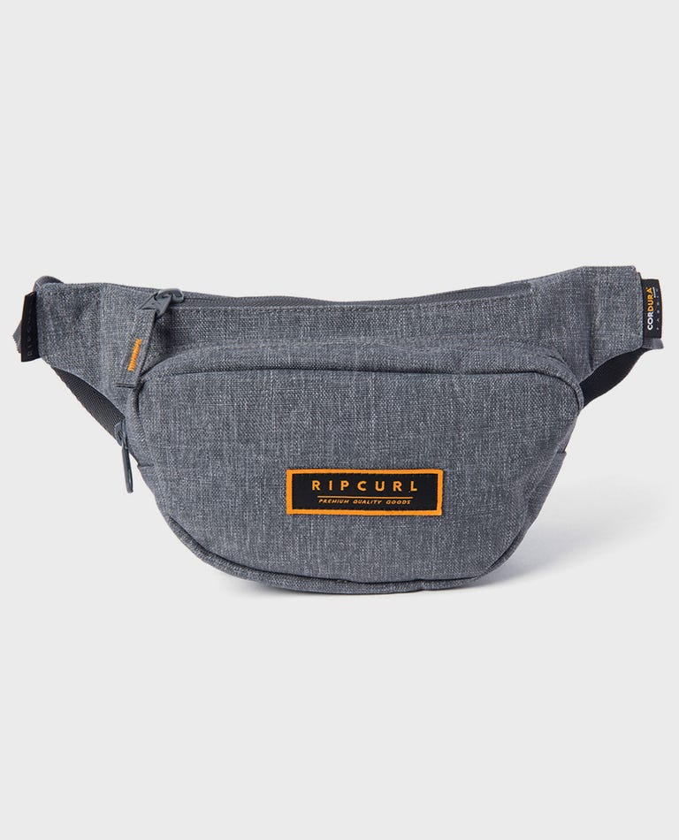Large Waistbag Cordura in Grey