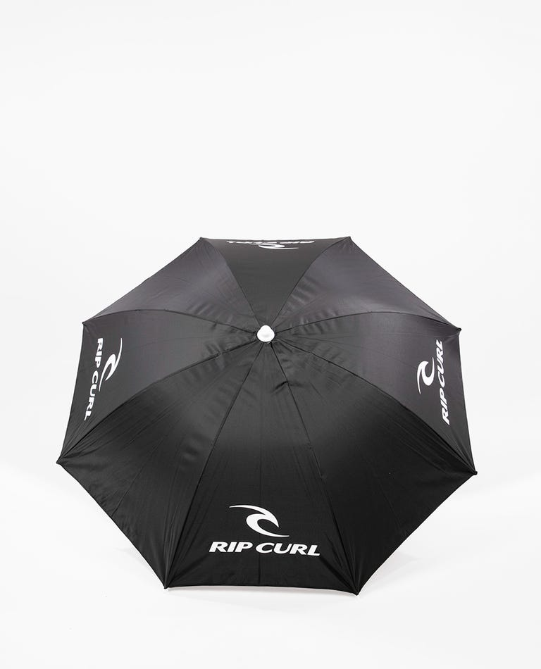 Rip Curl Beach Umbrella in Black