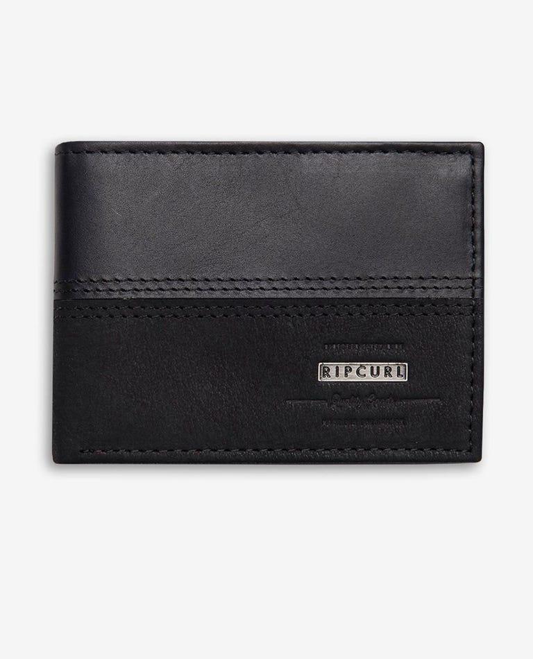 Archer RFID Slim Wallet in Black