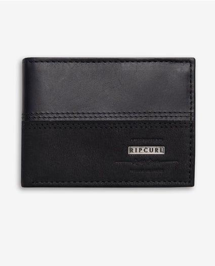 Archer RFID Slim Wallet in Brown