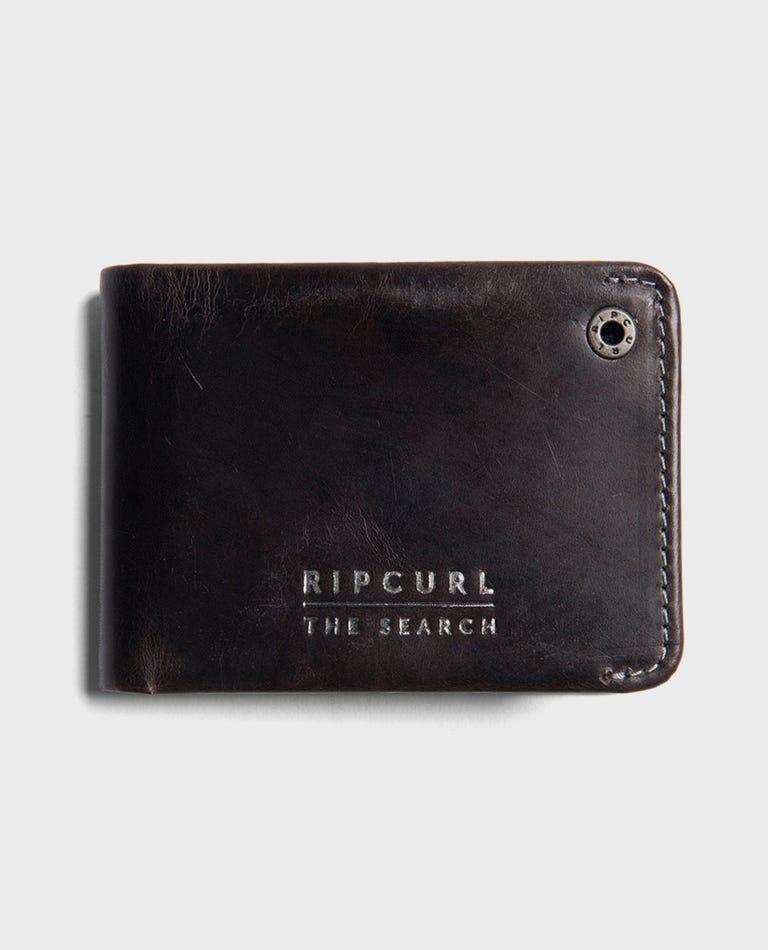 Supply RFID Slim Wallet in Black