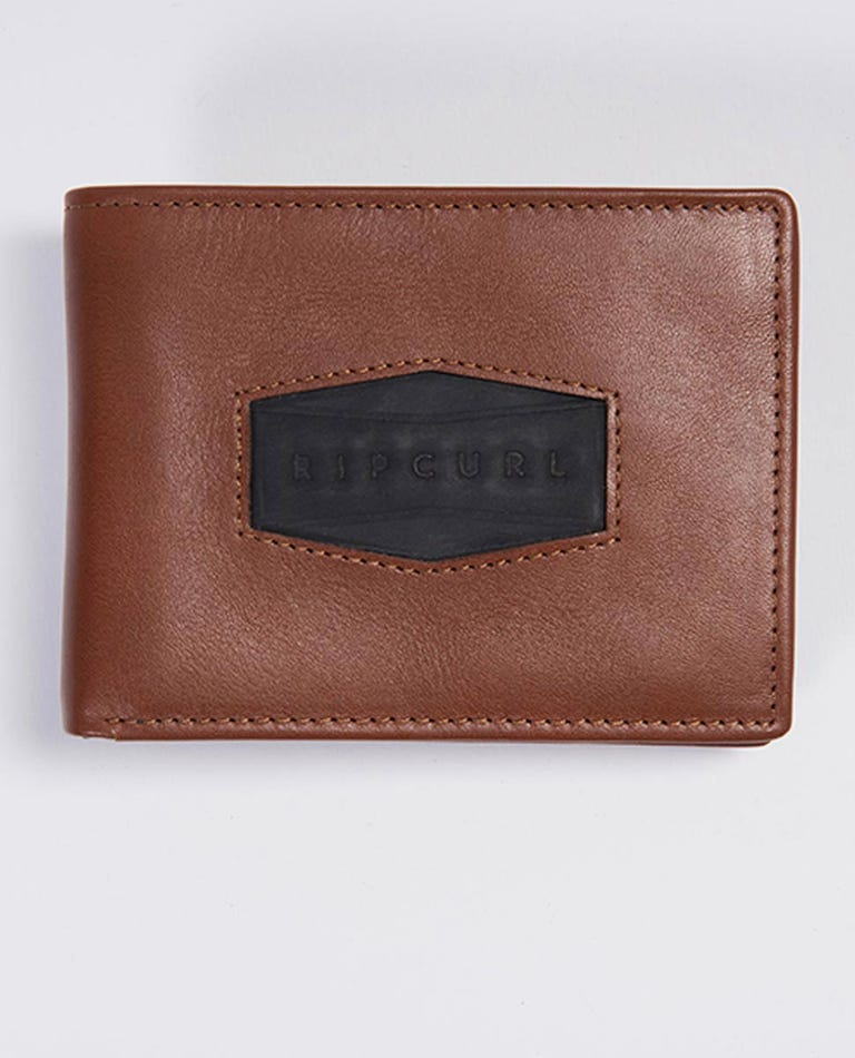 Daily Rfid All Day Wallet in Brown