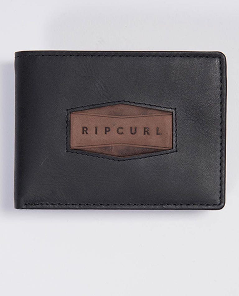 Daily Rfid All Day Wallet in Black