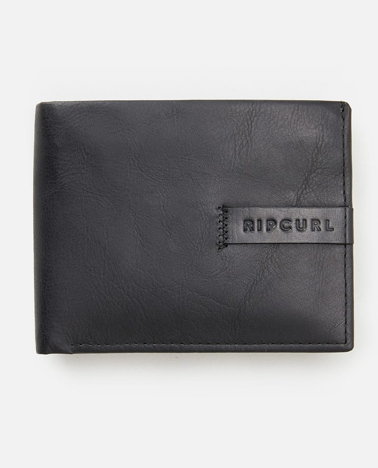 Clipper RFID 2 In 1 Wallet in Black