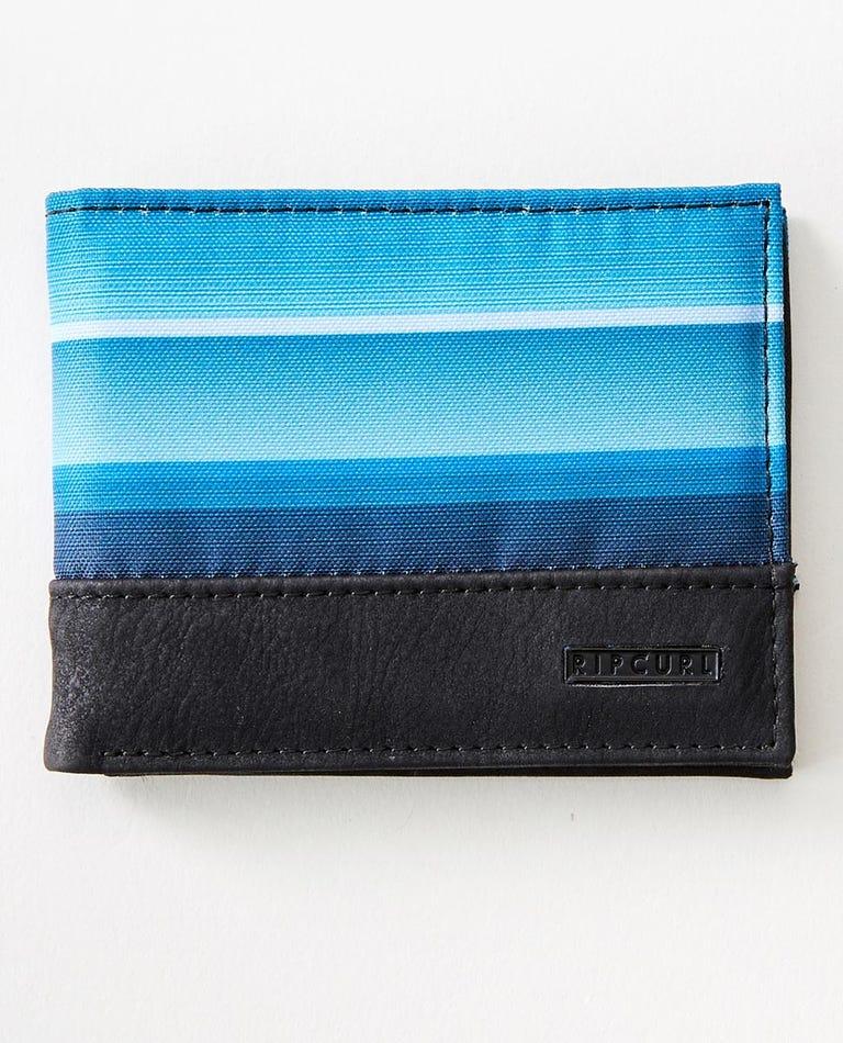 Combine PU Slim Wallet in Blue