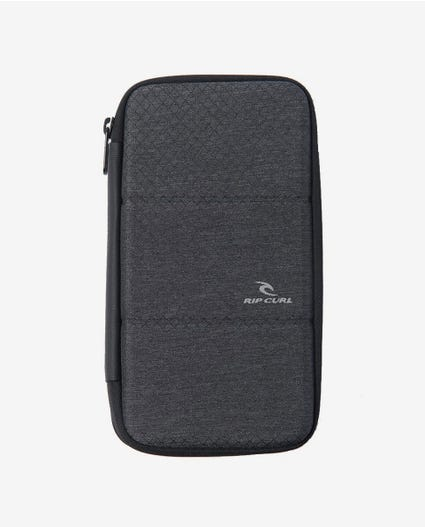 F-Light Travel Wallet in Midnight