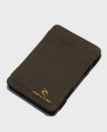 Stacka Military Magic Wallet in Military