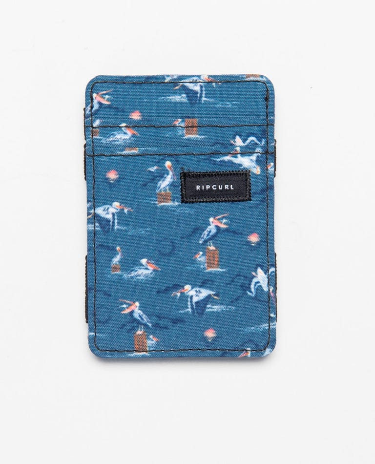 Magic Wallet in Navy
