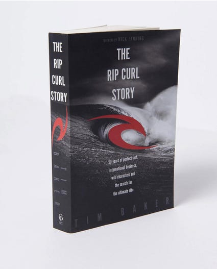 The Rip Curl Story in Black