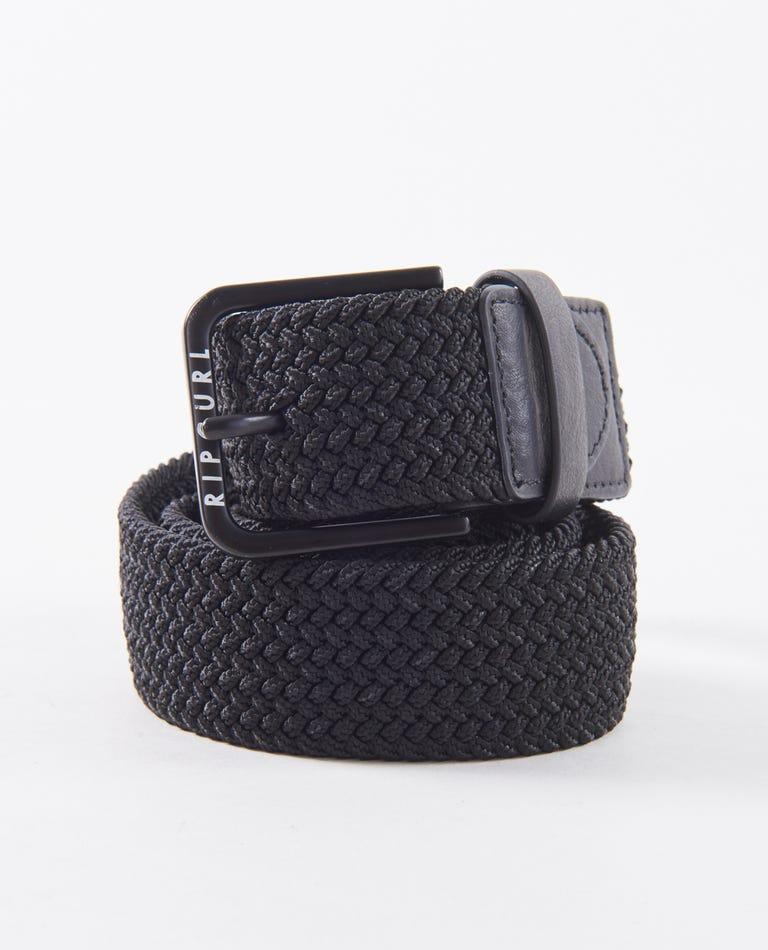 Hope Rope Belt in Black