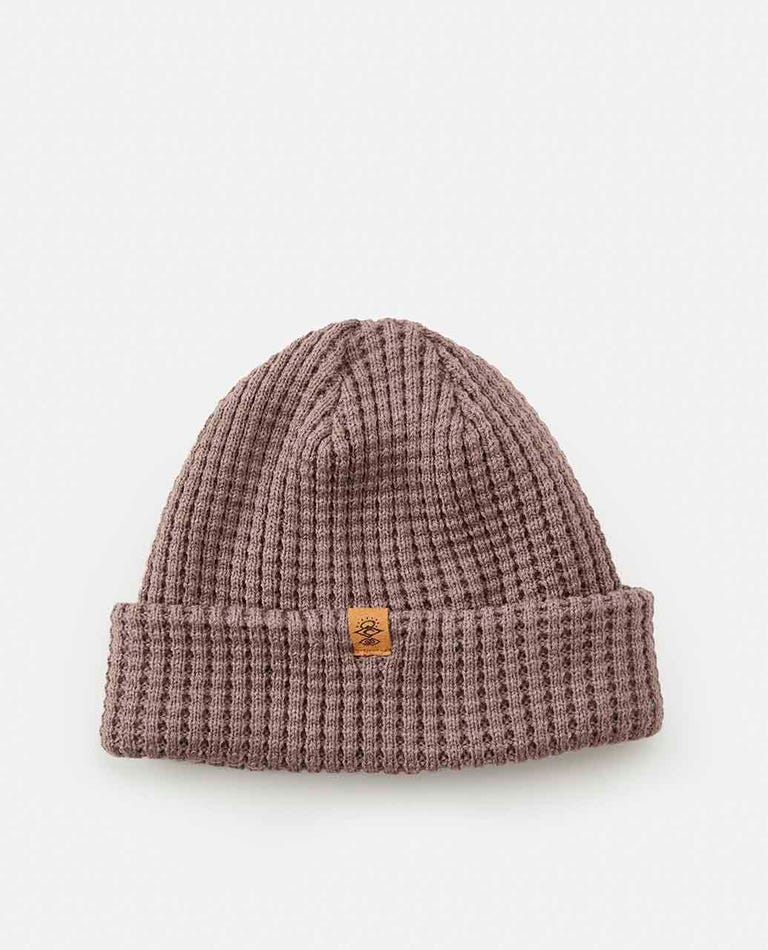 Searchers Shallow Beanie in Brown