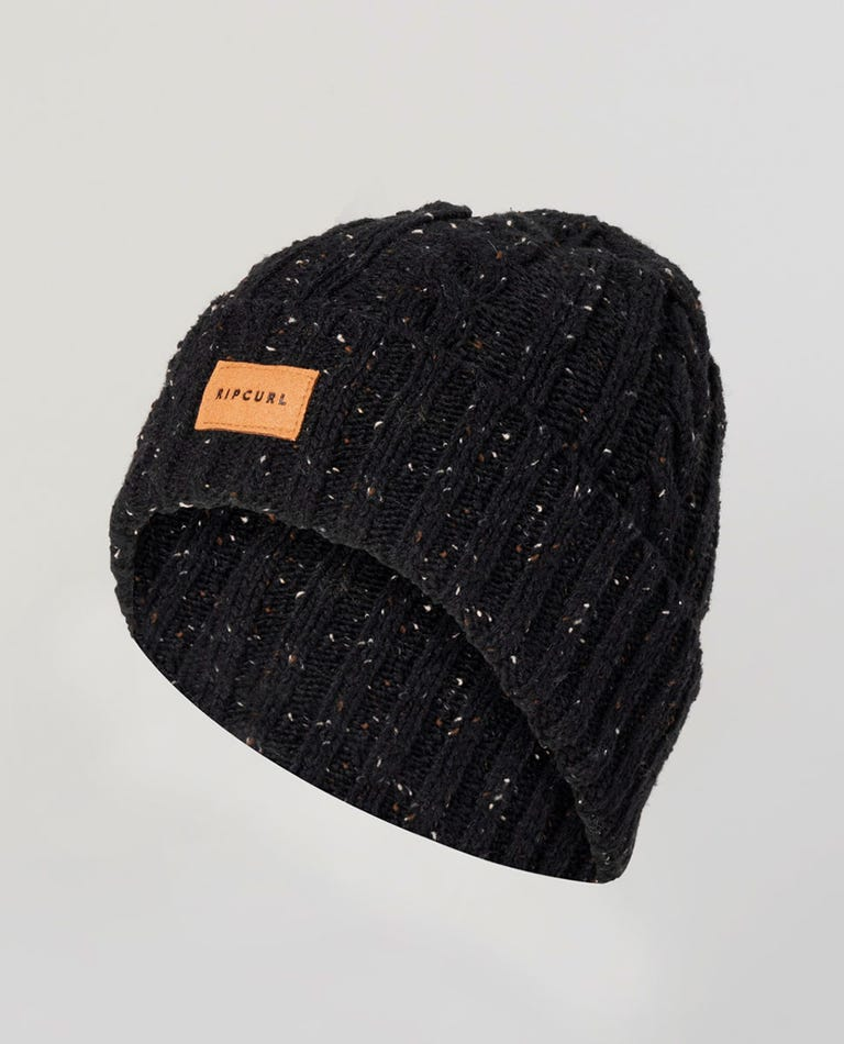 Rippin Beanie in Black