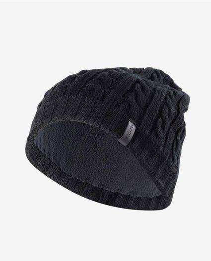 Ledge Beanie in Black